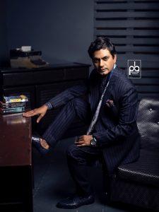 Nawazuddin Siddiqui Editorial Shoot