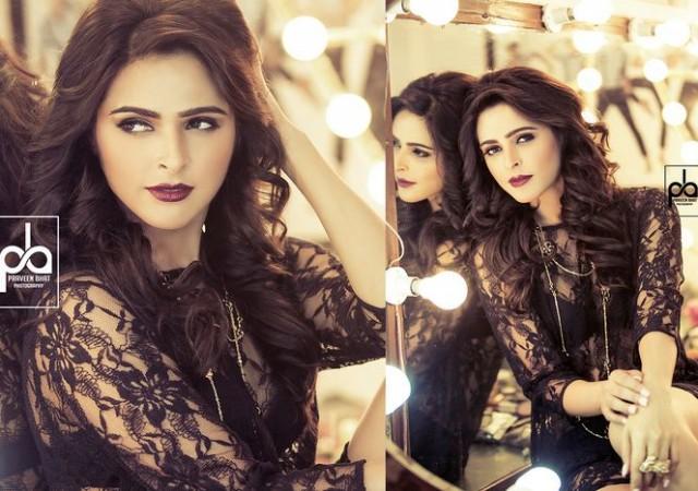 Shoot with Bollywood Actress Madhurima Tuli