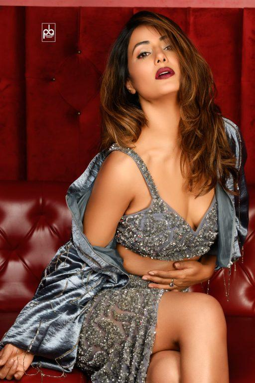 Hina Khan sexy photoshoot