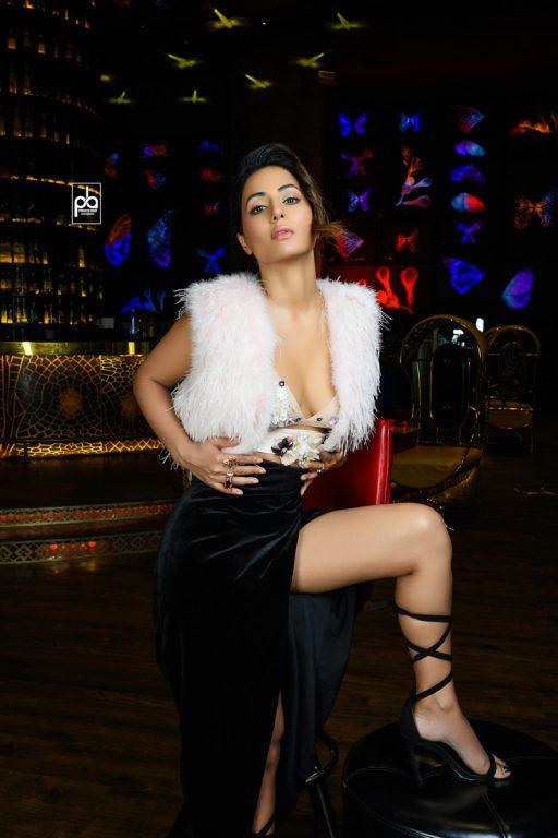 Hina Khan hot  photoshoot