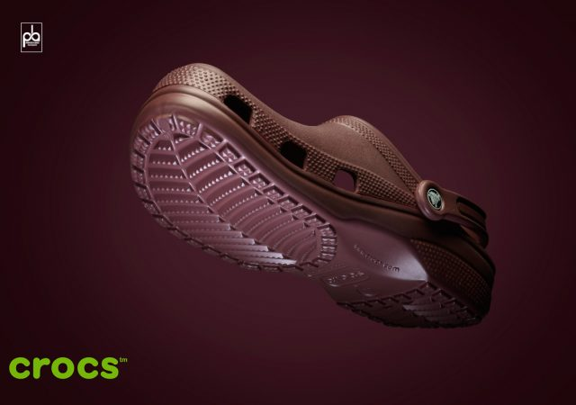 Crocs Footwear Product Photography : Best Product Photography in Delhi NCR