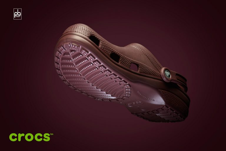 Crocs-Product-Photography