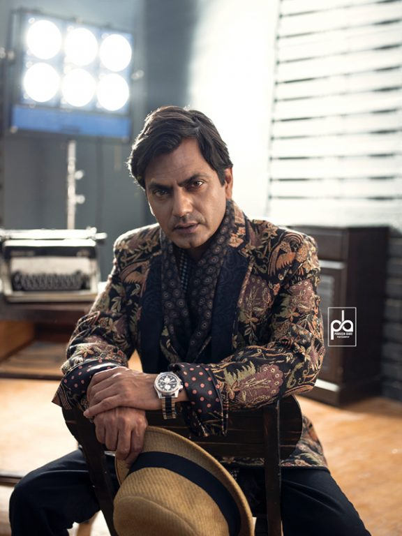 Nawazuddin Siddiqui Editorial Shoot