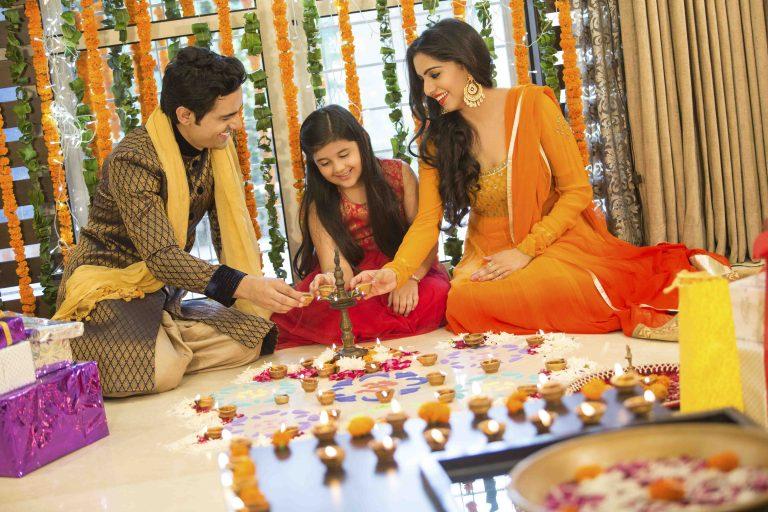 Diwali photoshoot images