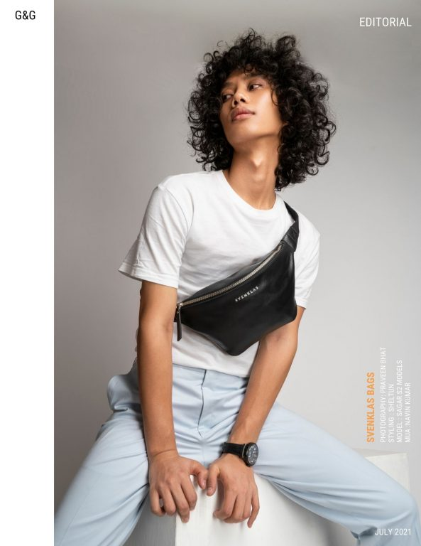 editorial photography for bags