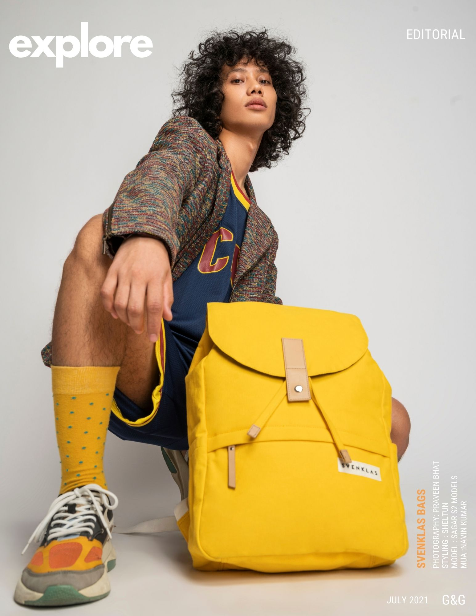 Bags Editorial Photography