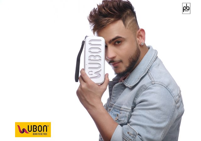 Ad Shoot for Ubon with actor Milind Gaba – Advertising Photographer in India