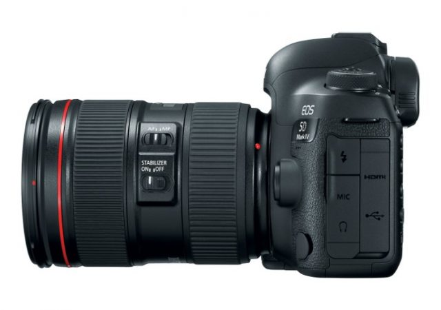 Canon 5D Mark IV comes with an Exceptional Range Improvement
