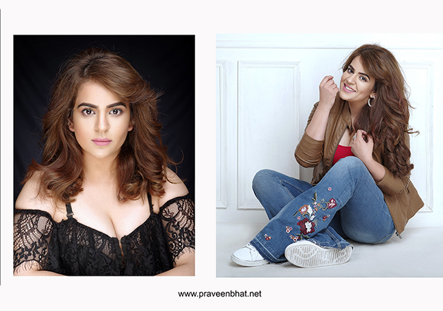 Female portfolio by Praveen Bhat