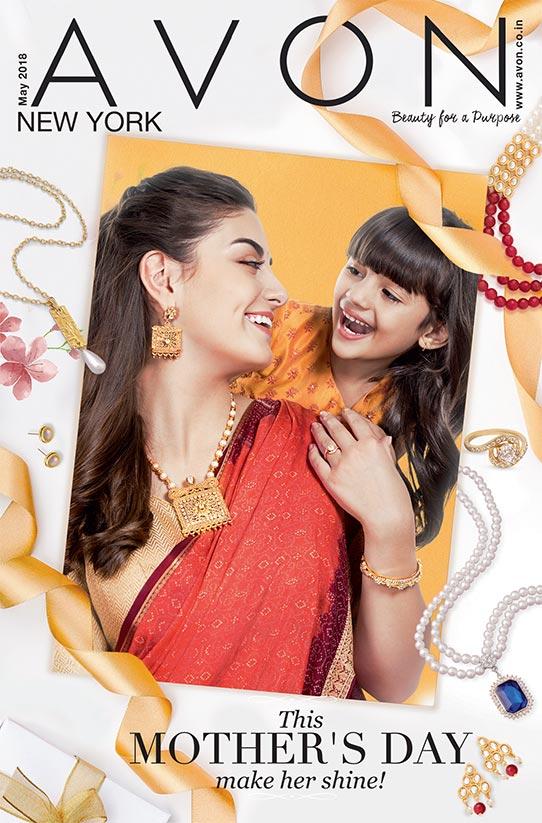 Avon India Advertising shoot