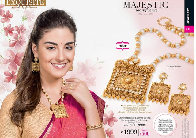 Advertising Shoot for Avon Indian Mothers Day Ad campaign