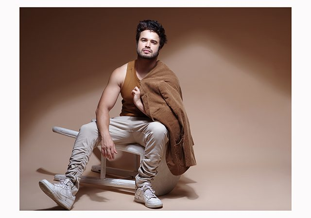 Bollywood actor & Model Abhilash Kumar Photoshoot with Top Fashion Photographer in Delhi