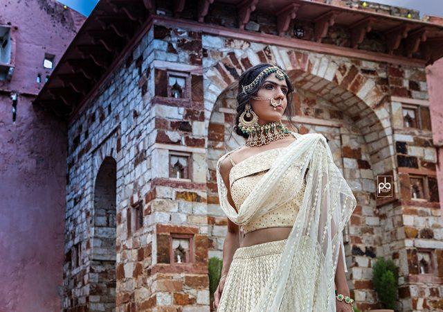 Designer Shoot in Delhi by Praveen Bhat