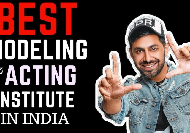 How to choose a good modelling institute in India