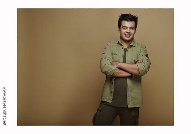 Modelling portfolio shoot in Delhi for Adesh