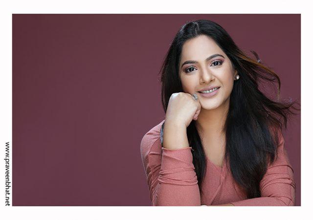 Female modelling portfolio shoot for model Geetu