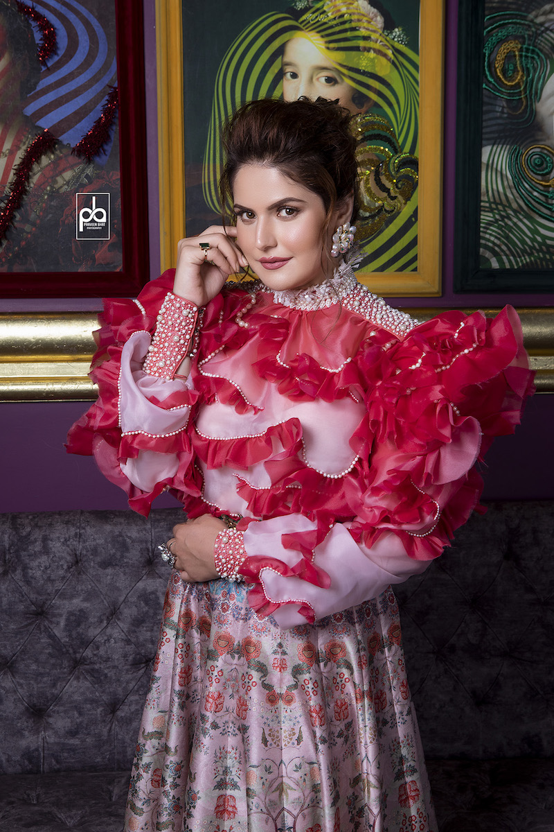 Zareen Khan photoshoot 2019