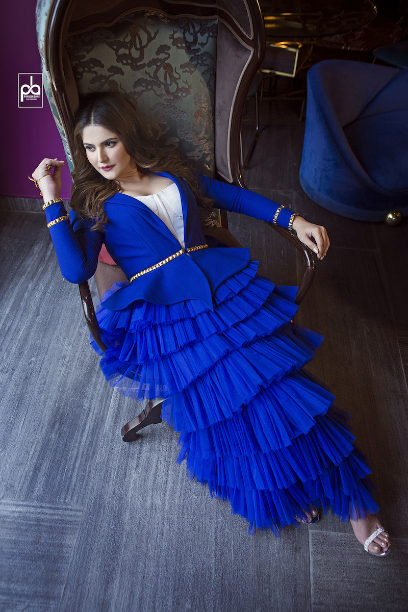Zareen Khan Photoshoot