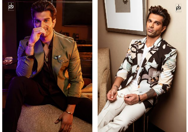 Celebrity Photographer Praveen Bhat shoots with Bollywood actor Karan Singh Grover