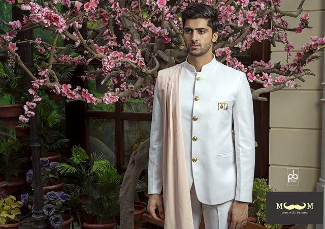 Menswear advertising shoot in Delhi