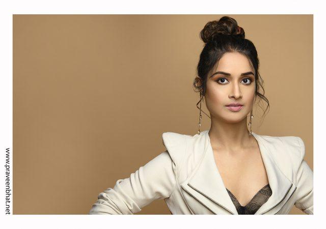 Female Model Portfolio shoot in Delhi