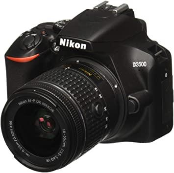 Nikon D3500 Best DSLR Under Rs 50000