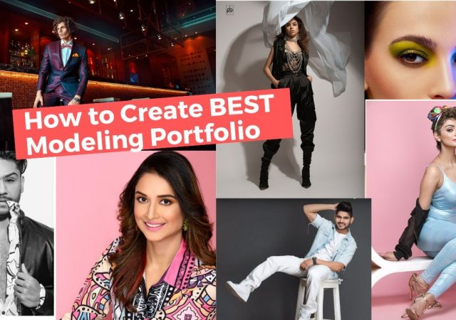 Create Best Modeling Portfolio Tips