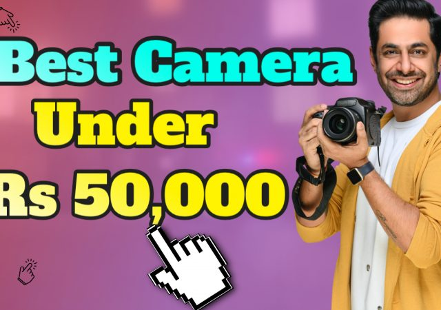 Best DSLR cameras under Rs 50000 in India for August 2020