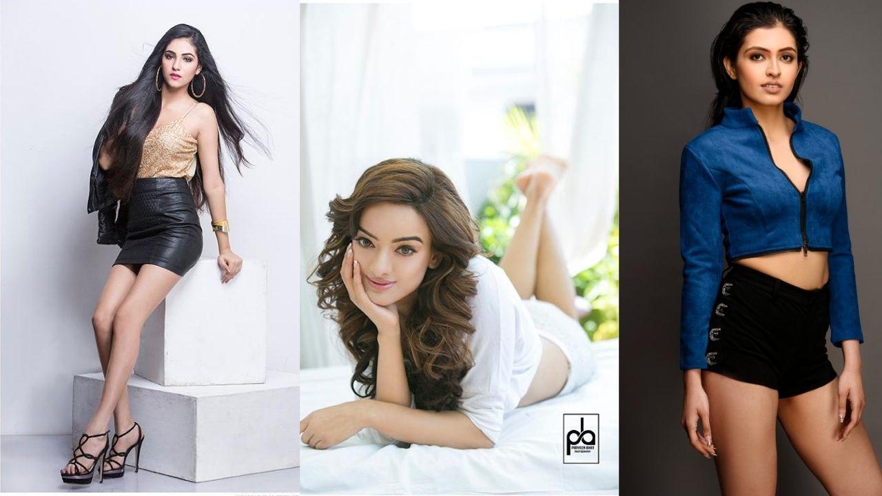 Indian Female Models Portfolio