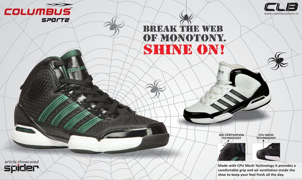 shoe ecommerce product photography