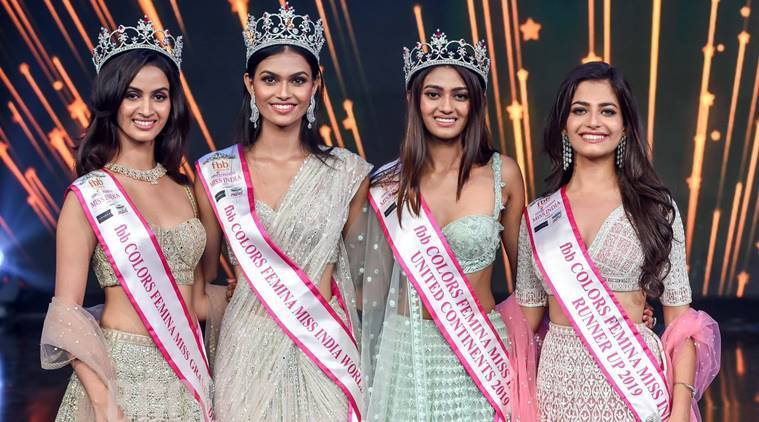 miss india winners