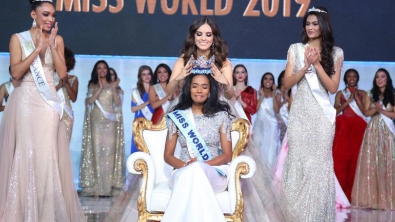 miss world 2019 winner tony ann singh jamaica