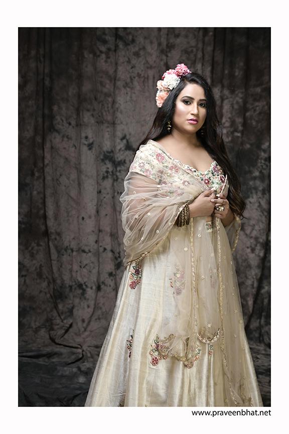 indian modeling fermale