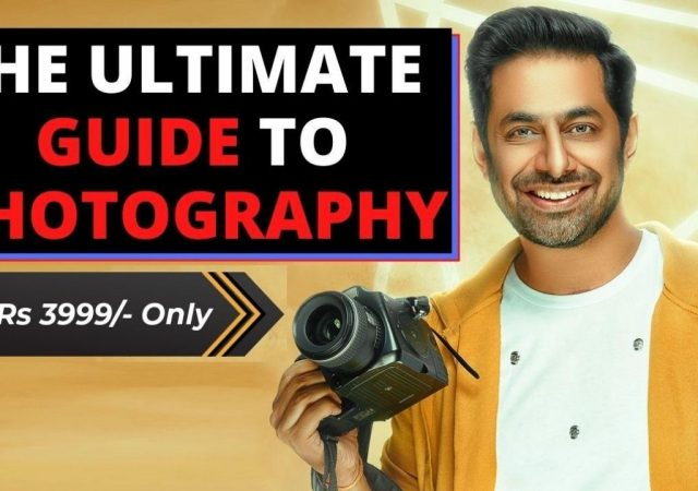 Photography Courses on Graphy App