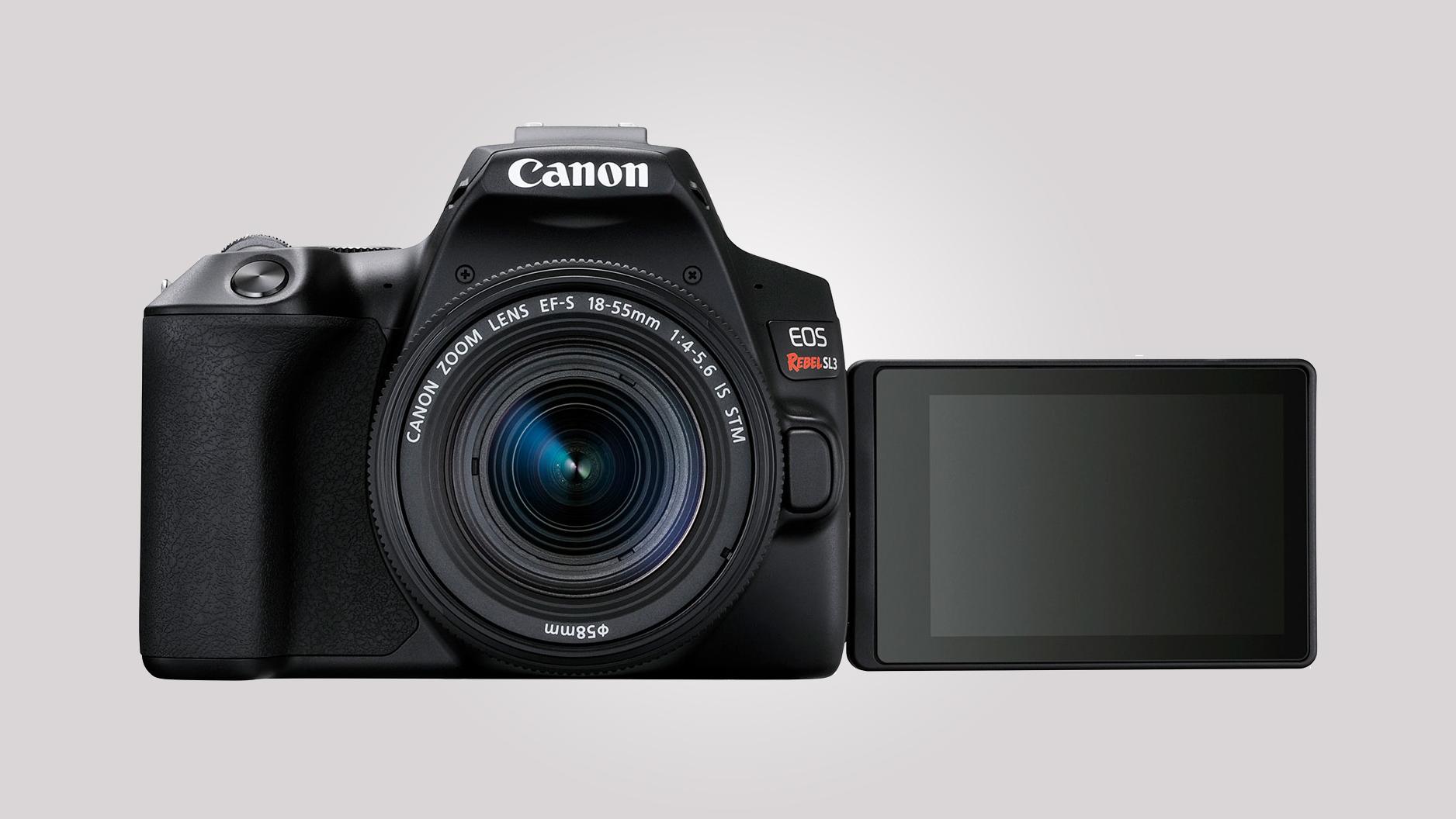 canon rebel Eos 250d