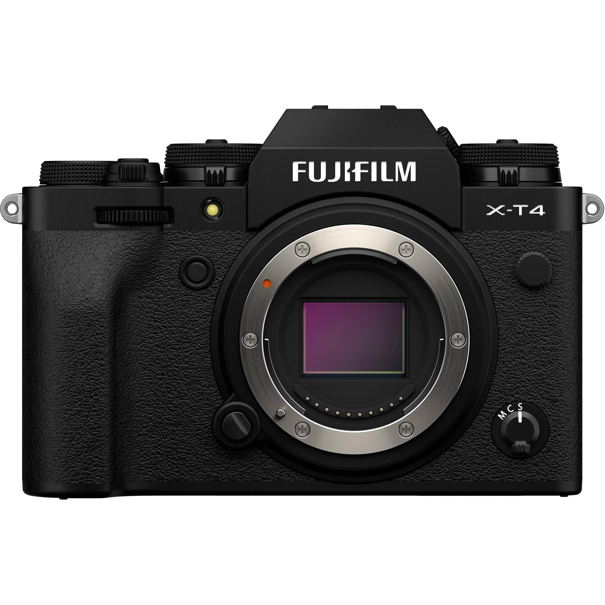 fuji x-t4 dslr cameras