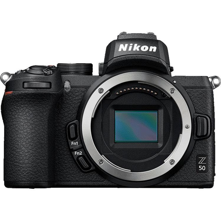 dslr cameras Nikon z50
