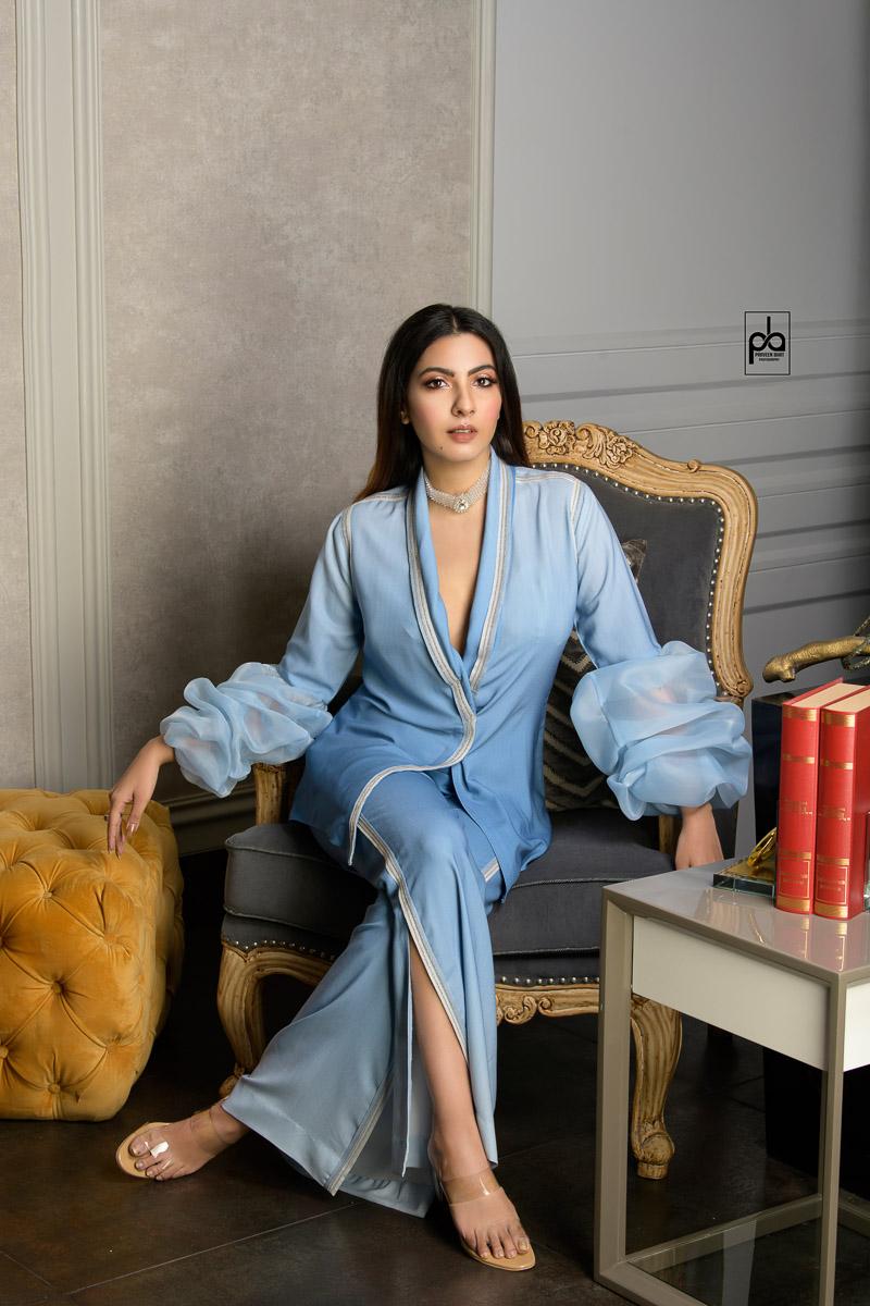 Niki Mehra fashion photoshoot