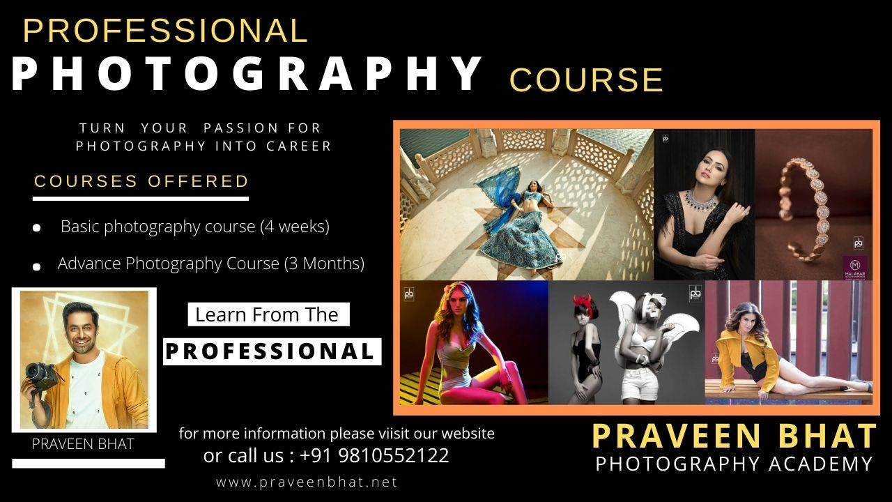 photography courses delhi