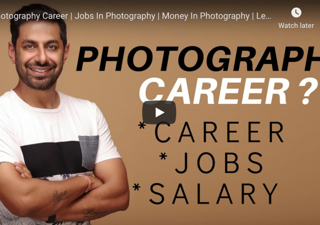 How To Become a Professional Photographer in India?