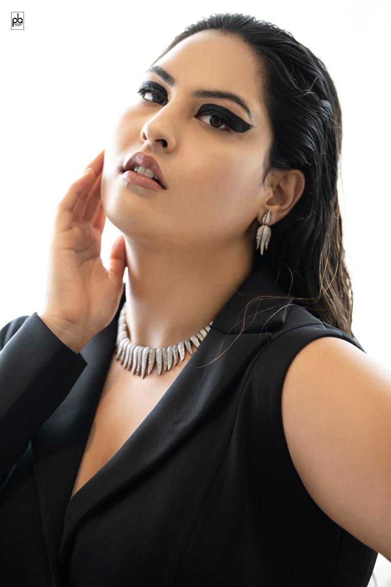 Sakshi Sindwani plus size model
