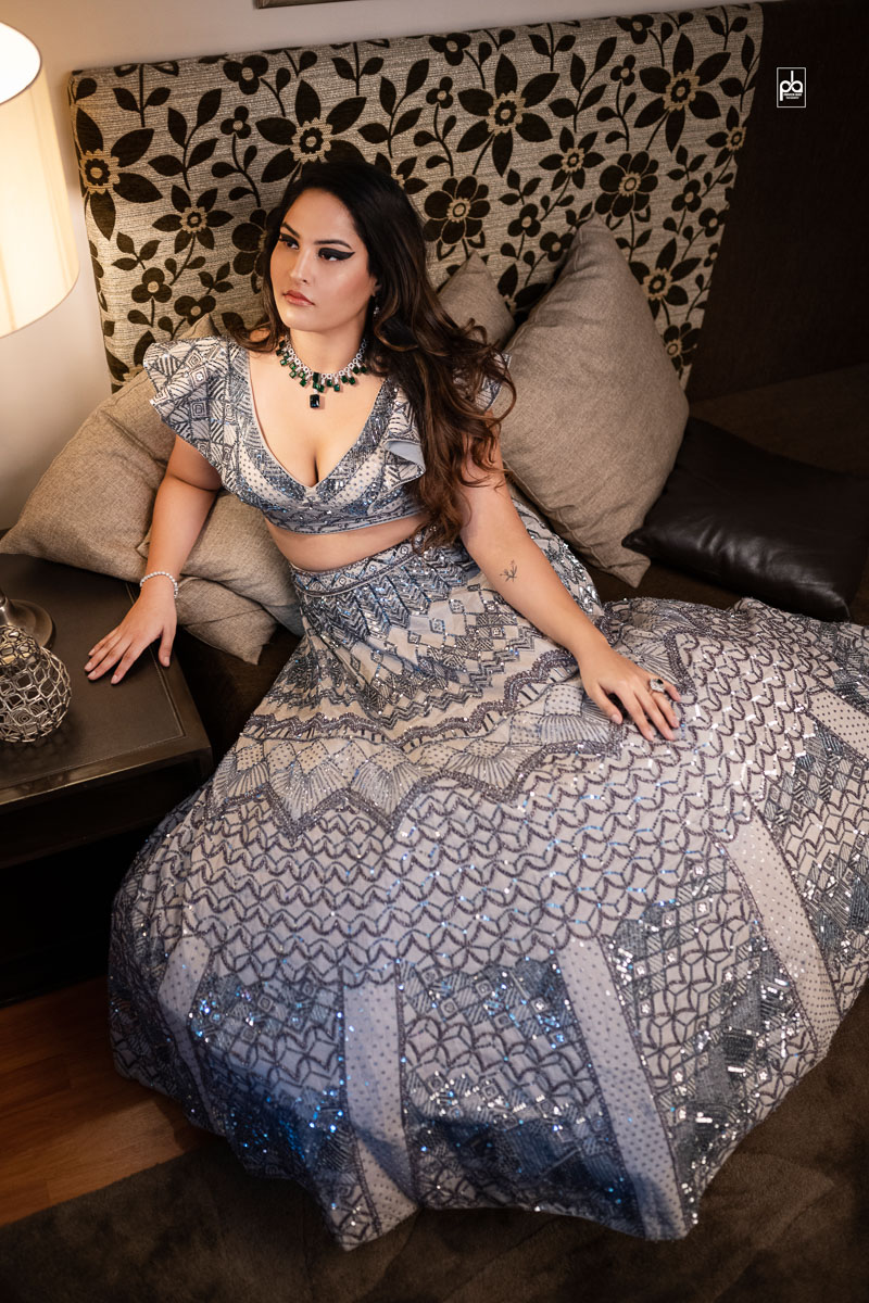 top plus size models in india