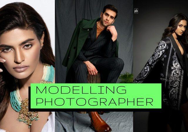 Modelling Photographer