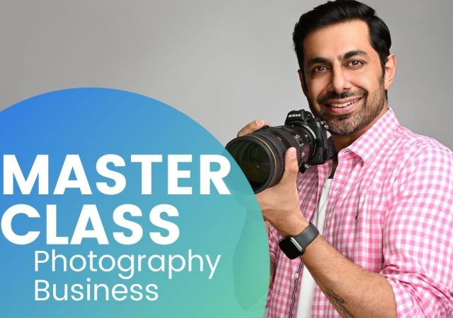 Learn online photography with free video chapters