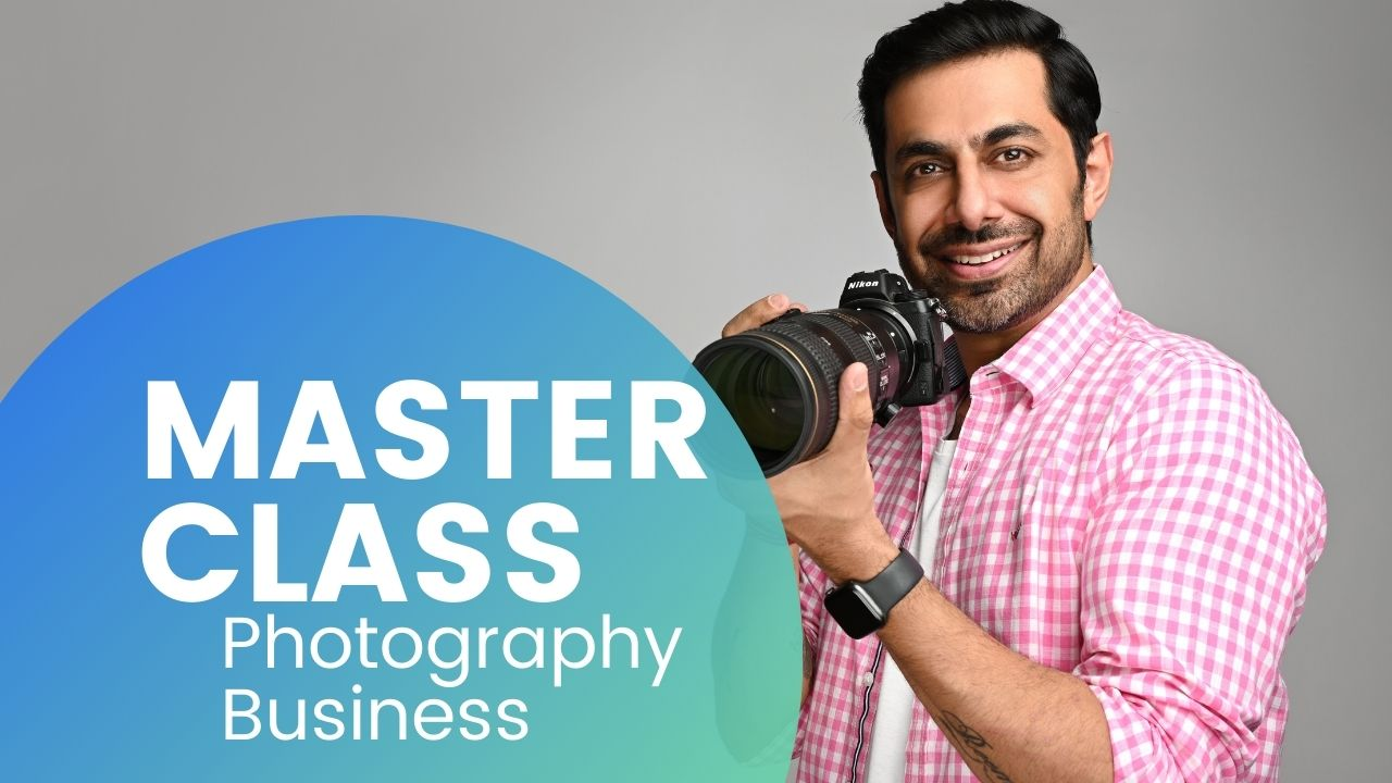 Learn online photography