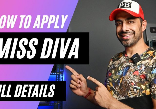 How to apply for Miss Diva 2021